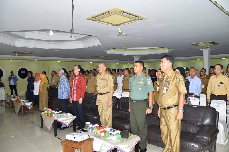 Kabupaten Natuna menyongsong Penetapan sebagai Geopark Nasional-2