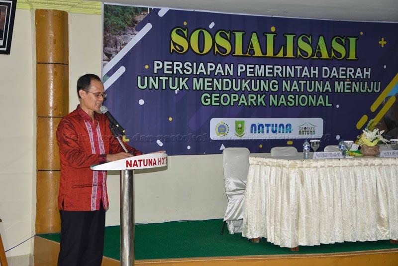 Kabupaten Natuna menyongsong Penetapan sebagai Geopark Nasional-4
